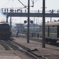 北韓鐵路震撼世界!時速高達30公里