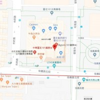 Taipei landmarks relisted on Google Maps as 'Chinese'