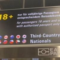 Taiwan among 10 countries eligible for easy pass in Frankfurt Airport