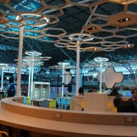 I-Mei opens Bees' Journey food court at Taiwan Taoyuan International Airport