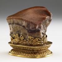 故宮珍藏肉形石 明年借展雪梨博物館