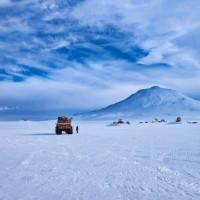 寫下新歷史!台灣首支南極長征隊 成功抵南極點