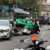 Crazed man in Fujian, China kills 8 and injures 22 on bus hijacking rampage