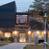 屏東廢棄米倉躍文青咖啡館 「大和頓物所」體現南部生活步調