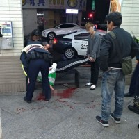 New Taipei man stabs Family Mart clerk for making him lose face