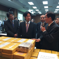Pingtung announces massive US$195 million heroin bust made in southern Taiwan