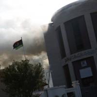 所謂「伊斯蘭國」攻擊利比亞外交部 導致3人死亡