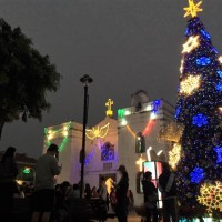Photo of the Day: Christmas lights in southern Taiwan