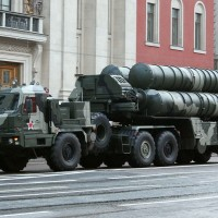 China has tested S400 missile in Taiwan Strait
