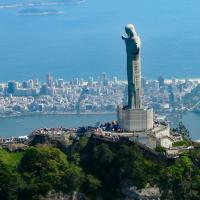 里約基督像附近發生槍戰 一名歹徒死亡