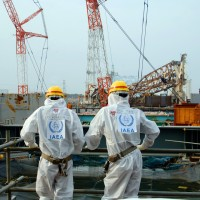 Five-year sentences sought for Japan's Fukushima bosses