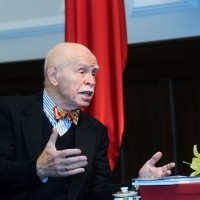 Influential academic Jerome Cohen endorses name change for Taiwan's de facto embassy in DC