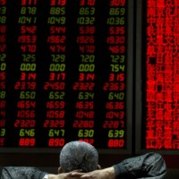 China is worst stock market of 2018