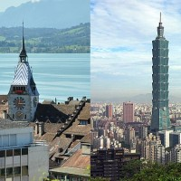 Taiwan as Switzerland of the east