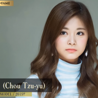 Taiwan's Chou Tzu-yu is one of the most beautiful faces of 2018