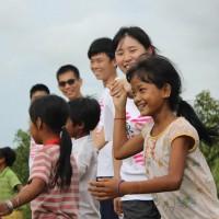 「柬愛柬埔寨國際志工團」連續9年送愛不間斷 獲金獎肯定