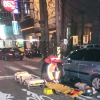 Man dies after being attacked on the street with katana in central Taiwan
