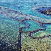 Local passion for heritage helps preserve iconic tidal traps in Penghu, Taiwan