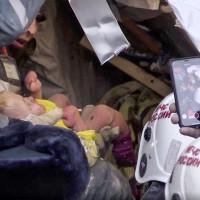 俄國氣爆大樓坍塌36小時 男嬰瓦礫堆中奇蹟生還