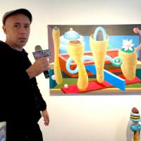 西班牙型男藝術家「激情與空無」找出口 台北當代藝術館免費參觀