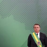 「巴西川普」波索納洛正式就任總統