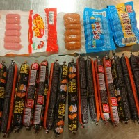 Chinese and Taiwanese passenger fined for trying to smuggle meat