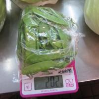 市售蔬果抽驗 有機大黃瓜含農藥 豌豆驗出7項農藥殘留