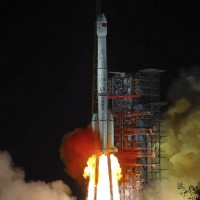 Chinese spacecraft lands on side of moon away from Earth