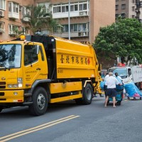 Taipei announces garbage truck schedule for Lunar New Year