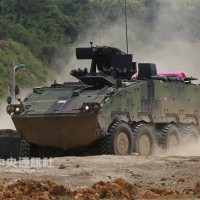 Problems with Clouded Leopard vehicle resolved: Taiwan military