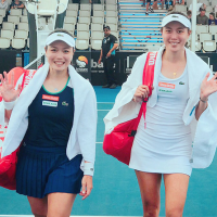Taiwan's Chan sisters advance to Women's Doubles Final in Brisbane
