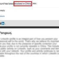 LinkedIn censors Tiananmen leader for China, backtracks next day