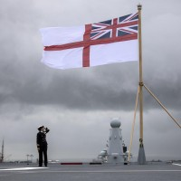 Britain considering a new military base in South China Sea post-Brexit