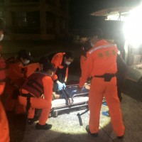 印尼移工受傷昏厥 海巡署第一時間趕往救援