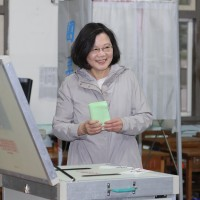 Taiwan's DPP votes for new party chairperson