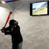 看準VR 5G元年 宏達電在CES推「眼球追踪」虛擬實境