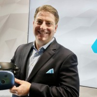 Taiwan's HTC unveils new VR headsets at CES 2019