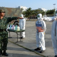 Taiwan's Ministry of Nat. Defense proposes enhancing bio-weapons research
