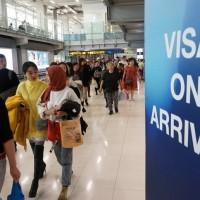 泰國內閣通過 台灣等21國免費落地簽延至4月底