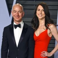 Amazon公司CEO將離婚 他們會怎麽分財產呢?