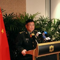 Chinese general warns Taiwan Independence supporters to be treated as 'war criminals'