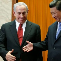 Israel security officials warn against investment from China