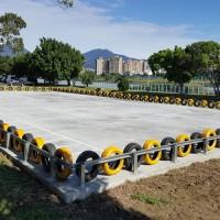 Taipei inaugurates first motorbike practice ground