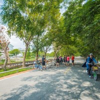 Introducing a lovely spot for recreation in central Taiwan: Dongfeng Bicycle Green Way