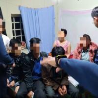 移民署: 失聯越南旅客半數已到案 尚餘74人