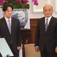 New Taiwan premier to keep old economics team: senior political source