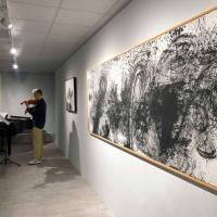 宛儒畫廊慈善藝術音樂會 票款捐助國際兒童村