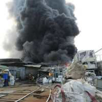Chinese man reported dead in Taiwan fire