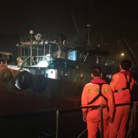 Chinese vessel fined for fishing in Taiwanese waters