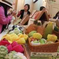 香港「臺灣水果嘉年華」 當令水果港人搶購